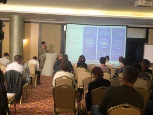 Участие в конференции «Практика оценки благонадежности партнеров»